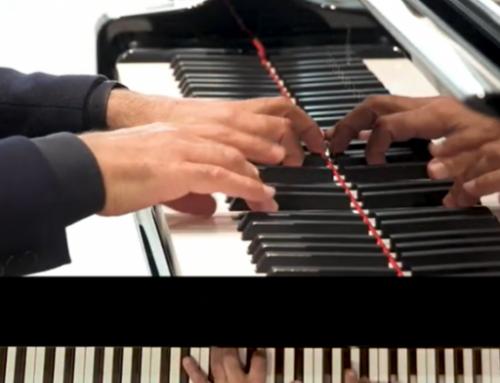 La Masterclasse : Chopin, «Prélude en ré bémol majeur, opus 28, n°15», « De la goutte d'eau »