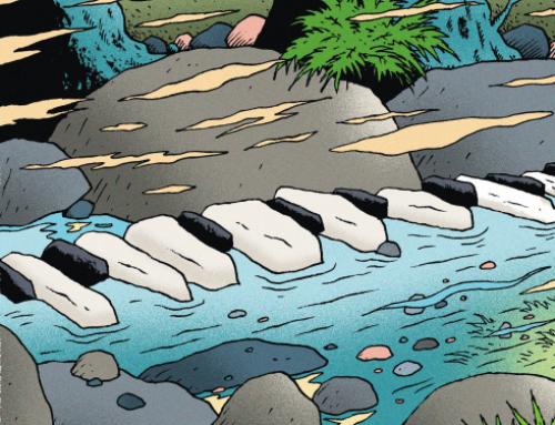 129 – Jeux d'eau