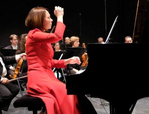 Arthur Ancelle et Ludmila Berlinskaya. Piano piano